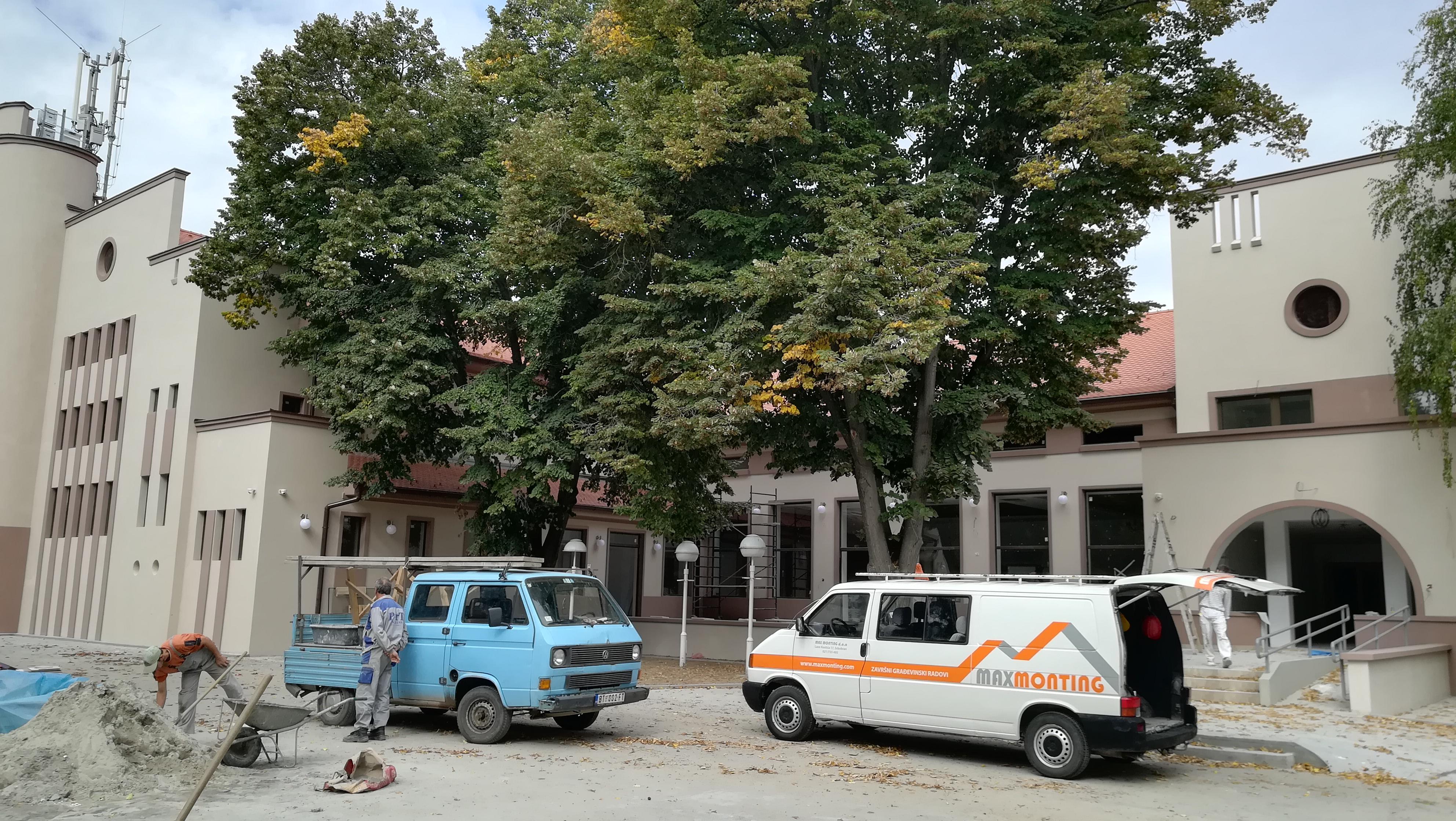 "Hotel ""Jadran"" Zobnatica"