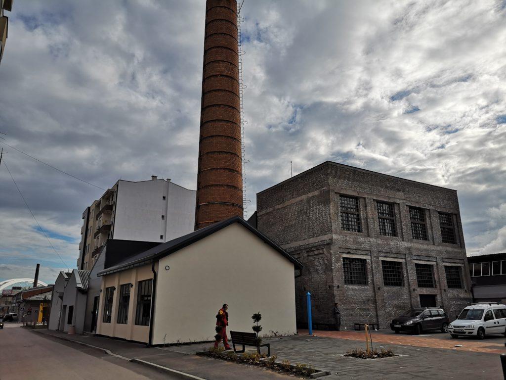 Kulturna stanica - Svilara